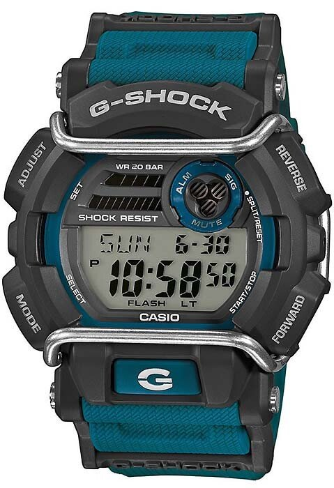 Zegarek męski Casio G-Shock Standard Digital GD-400-2ER