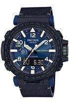 Zegarek męski Casio Pro Trek Triple Sensor PRG-650YL-2ER