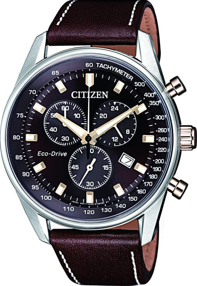 Zegarek męski Citizen Chrono AT2396-19X