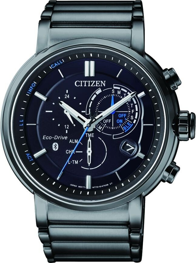Zegarek męski Citizen Eco Drive Bluetooth BZ1006-82E