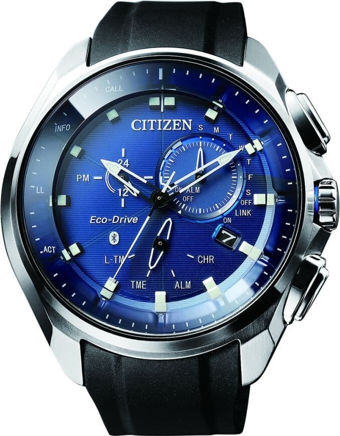 Zegarek męski Citizen Eco Drive Bluetooth BZ1020-14L