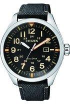 Zegarek męski Citizen Military AW5000-24E