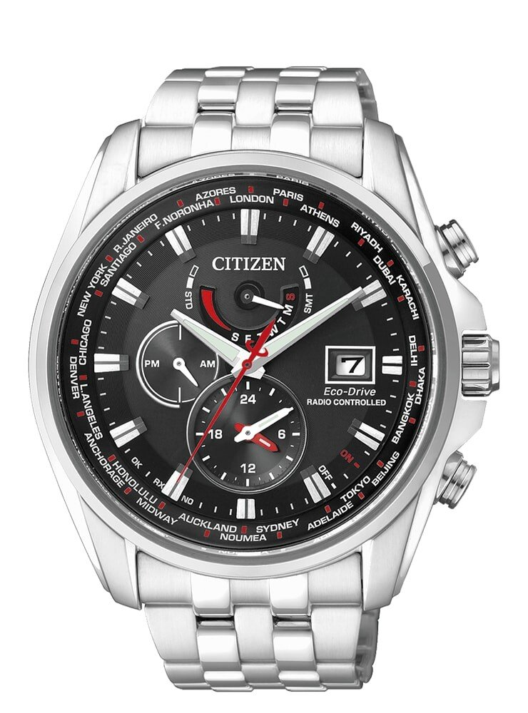 Zegarek męski Citizen Radiocontrolled AT9030-55E