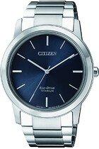 Zegarek męski Citizen Titanium AW2020-82L