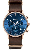Zegarek męski Cluse Aravis Chrono CW0101502008