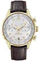 Zegarek męski Delbana Retro Chronograph 42601.672.6.064