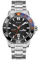 Zegarek męski Doxa New Shark 300L D200SBU