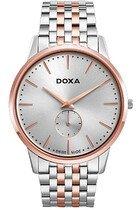 Zegarek męski Doxa Slim Line 1 Gents 105.60.021.60