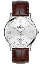 Zegarek męski Le Temps Flat Elegance LT1087.11BL02
