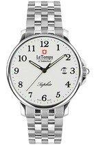 Zegarek męski Le Temps Zafira LT1067.01BS01