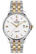 Zegarek męski Le Temps Zafira LT1067.44BT01