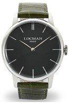 Zegarek męski Locman 1960 Classic 0251V03-00GRNKPG
