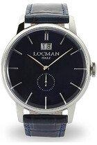 Zegarek męski Locman 1960 Classic 0252V02-00BLNKPB