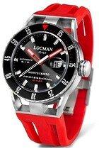 Zegarek męski Locman Montecristo 051300KRBKNKSIR