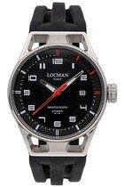Zegarek męski Locman Montecristo 0541A01S-00BKRDSK