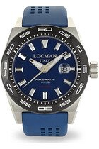 Zegarek męski Locman Stealth 0215V3-0KBLNKS2B