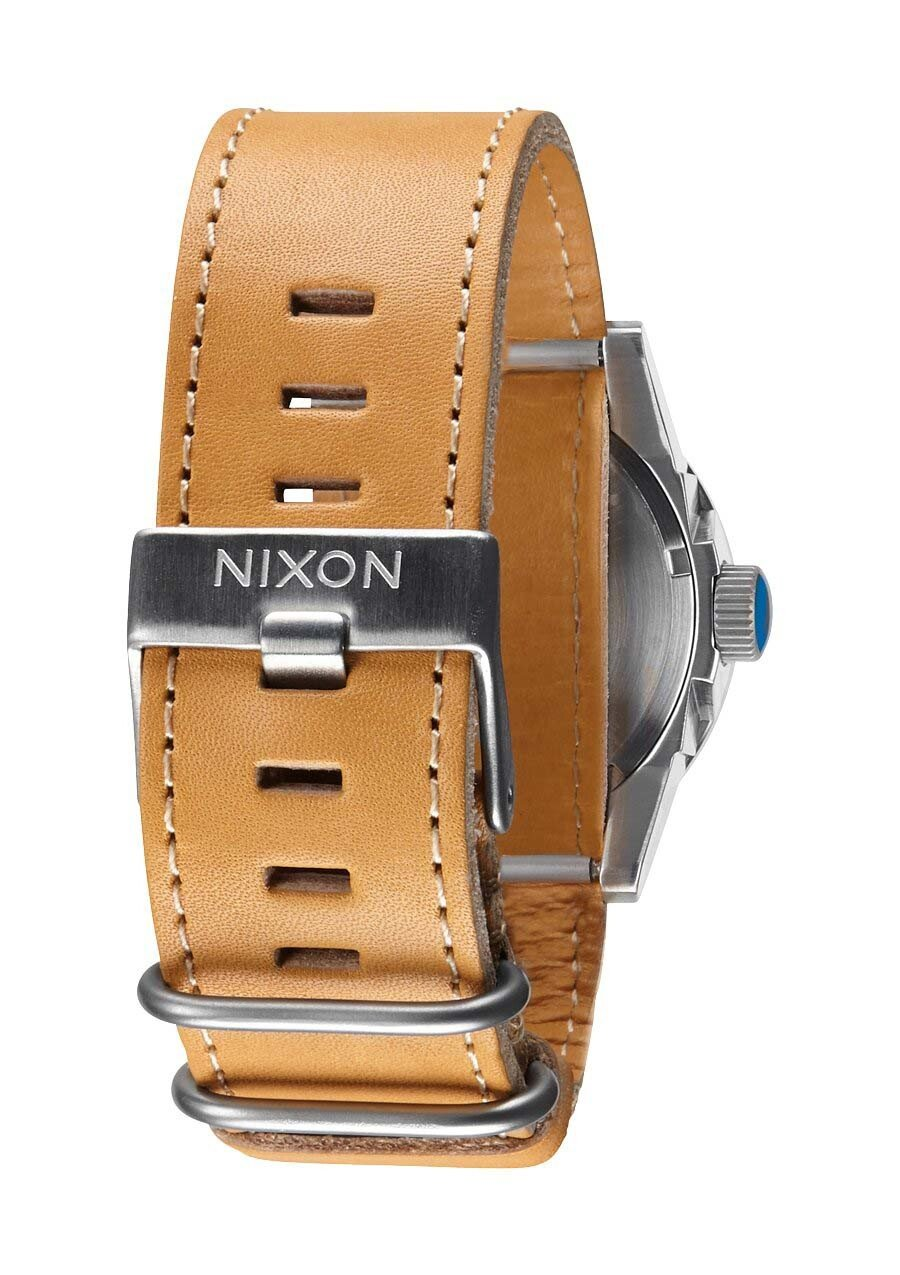 Zegarek męski Natural Black Nixon Private A0491602