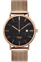 Zegarek męski Neat Stalowy 40 N133