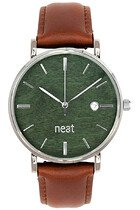 Zegarek męski Neat Stalowy 40 N139