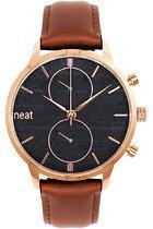 Zegarek męski Neat Stalowy Chrono 42 N152