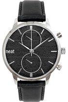 Zegarek męski Neat Stalowy Chrono 42 N154