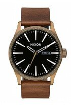 Zegarek męski Nixon Sentry Leather A1053053