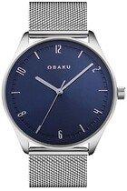 Zegarek męski Obaku Ager V235GXCLMC