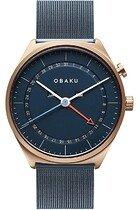 Zegarek męski Obaku Dato V242GMVLML