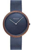 Zegarek męski Obaku Trae V245GXLLML
