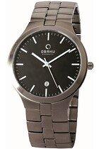 Zegarek męski Obaku  V151GCBSC