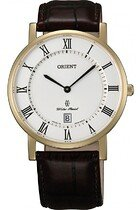 Zegarek męski Orient Classic Quartz FGW0100FW0