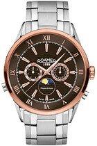 Zegarek męski Roamer Superior Moonphase 508821_47_63_50