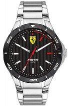 Zegarek męski Scuderia Ferrari Pista SF830750