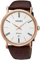 Zegarek męski Seiko Premier SKP398P1