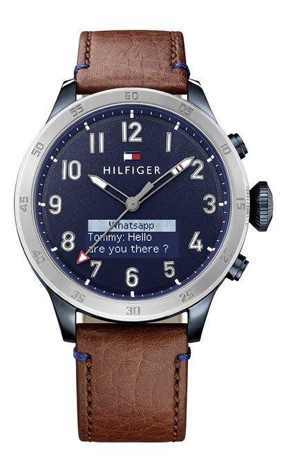 4da3a3835a6eb Zegarek męski smartwatch Tommy Hilfiger TH24-7 1791300 - Minuta.pl