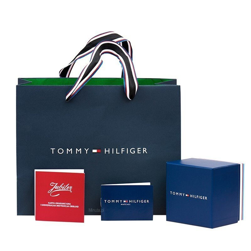 Zegarek męski Tommy Hilfiger Denim.Pinnacle 1791554