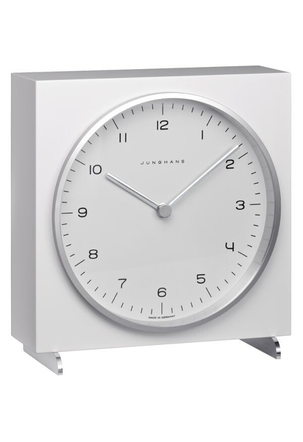 Zegarek na biurko Junghans Max Bill Table Clock Quartz 363.2210.00