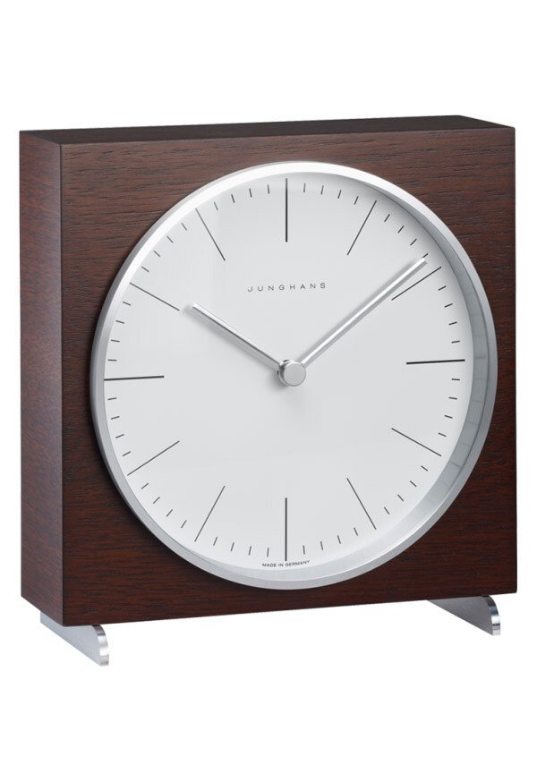 Zegarek na biurko Junghans Max Bill Table Clock Quartz 363.2211.00