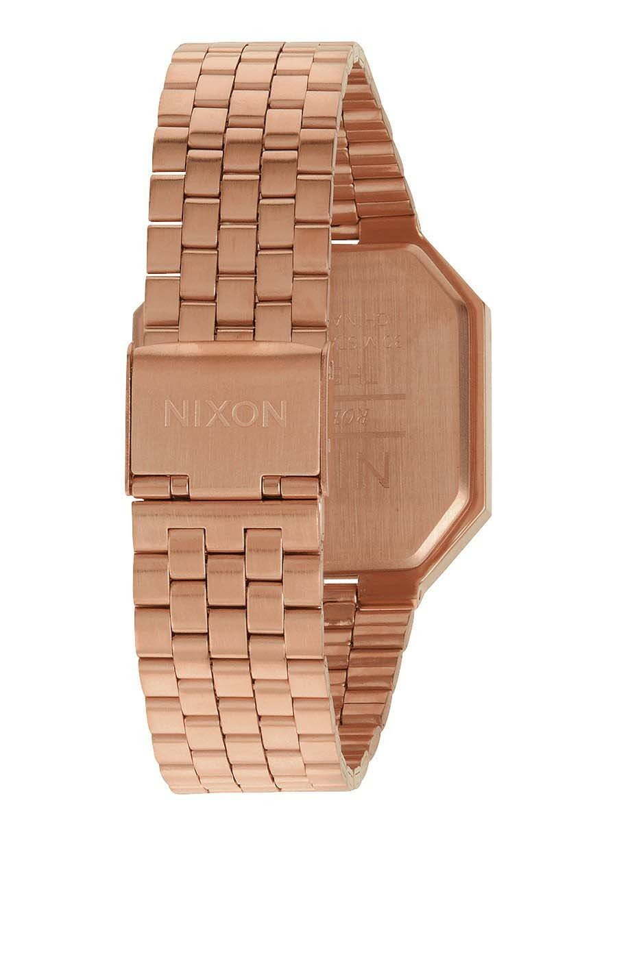 Zegarek unisex All Rose Gold Nixon Re-Run A1581897