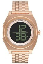 Zegarek unisex All Rose Gold Nixon Time Teller Digi SS A9481897