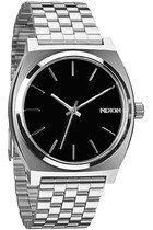 Zegarek unisex Black Nixon Time Teller A0451000