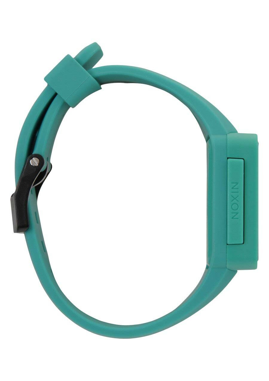 Zegarek unisex Black Teal Nixon Newton Digital A1372060