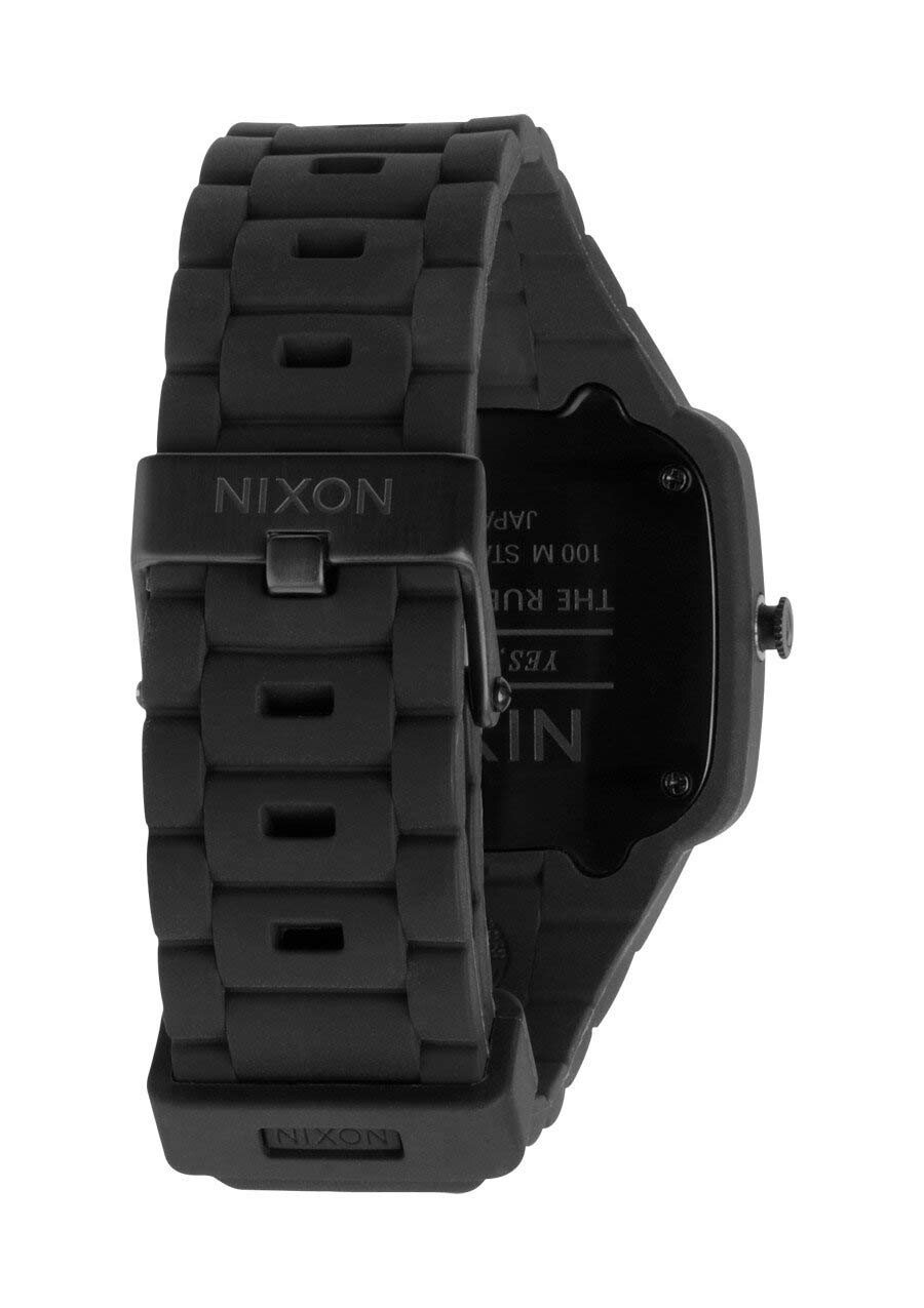 Zegarek unisex Black Teal Nixon Rubber Player A1392060