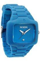 Zegarek unisex Blue X Nixon Rubber Player A1391649