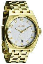 Zegarek unisex Champagne Gold Nixon Monopoly A3252219