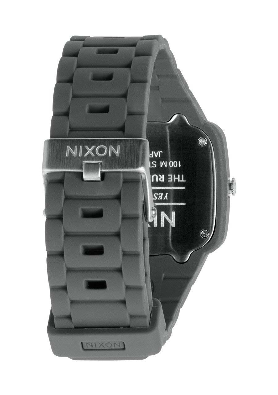 Zegarek unisex Drab Nixon Rubber Player A1391638