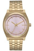Zegarek unisex Light Gold Pink Nixon Time Teller A0452360