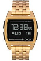 Zegarek unisex Nixon Base All Gold A1107502