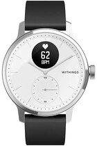 Zegarek z funkcją EKG, pomiarem pulsu Withings Scanwatch 42WH