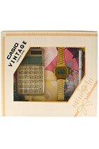 Zestaw z kalkulatorem Casio Vintage 19 CV GIFT SET GO
